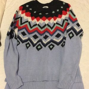 Old Navy Sweaters - Old navy NWT fair isle sweater XS